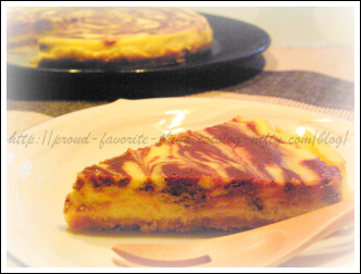 Marble_cheesecake